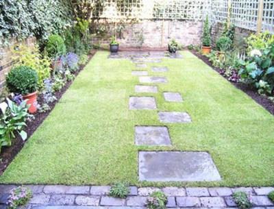 Small Garden Design Ideas With Awesome Design 26