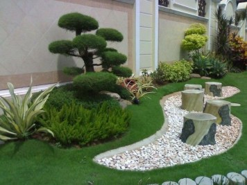 Small Garden Design Ideas With Awesome Design 31