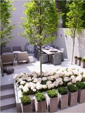 Small Garden Design Ideas With Awesome Design 34