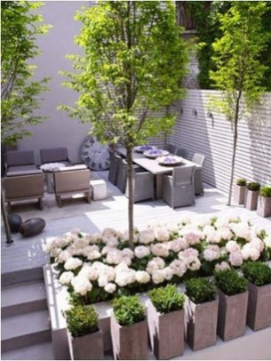 Small Garden Design Ideas With Awesome Design 34
