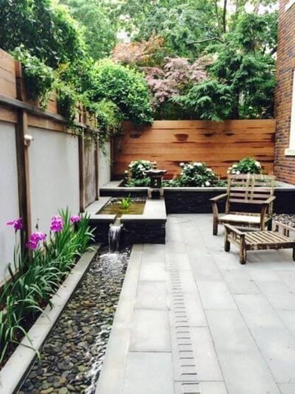 Small Garden Design Ideas With Awesome Design 45