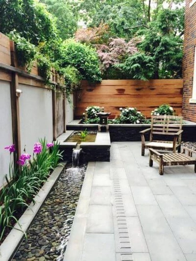 Small Garden Design Ideas With Awesome Design 45