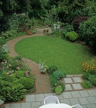 Small Garden Design Ideas With Awesome Design 48