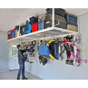 Amazing DIY and Hack Garage Storage Organization 01