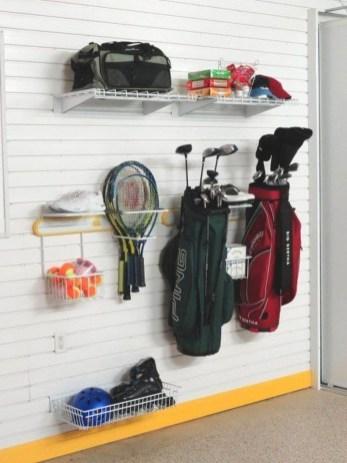 Amazing DIY and Hack Garage Storage Organization 30