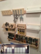 Amazing DIY and Hack Garage Storage Organization 34