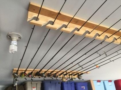 Amazing DIY and Hack Garage Storage Organization 40