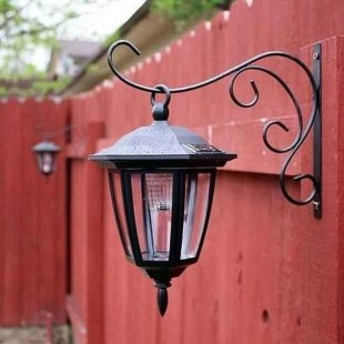 Amazing Privacy Fence Ideas to Perfect Your Backyard 16