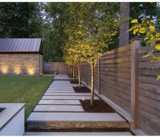 Amazing Privacy Fence Ideas to Perfect Your Backyard 20