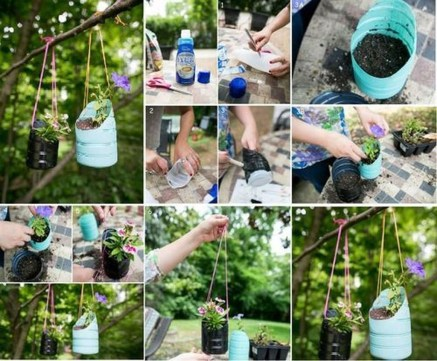 Amazing Ways to Reuse and Recycle Empty Plastic Bottles For Crafts 01