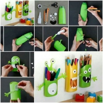 Amazing Ways to Reuse and Recycle Empty Plastic Bottles For Crafts 44