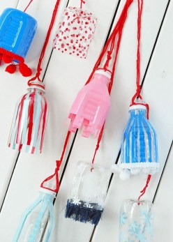 Amazing Ways to Reuse and Recycle Empty Plastic Bottles For Crafts 60