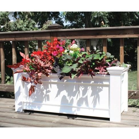 Amazingly Creative Long Planter Ideas for Your Patio 10