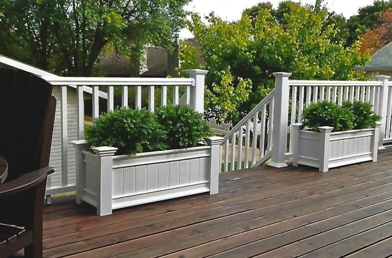 Amazingly Creative Long Planter Ideas for Your Patio 12