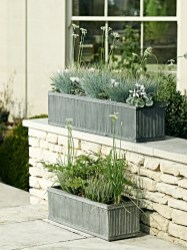 Amazingly Creative Long Planter Ideas for Your Patio 28