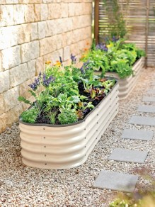 Amazingly Creative Long Planter Ideas for Your Patio 35