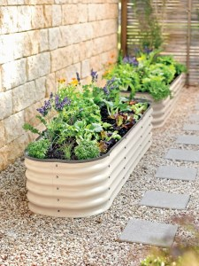 Amazingly Creative Long Planter Ideas for Your Patio 35