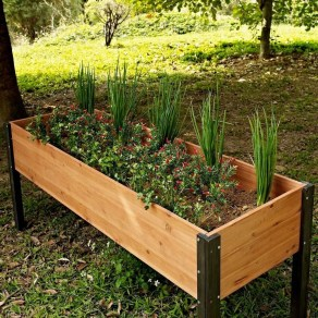 Amazingly Creative Long Planter Ideas for Your Patio 39