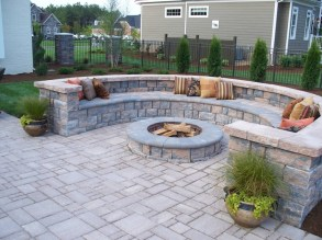 Awesome Backyard Patio Deck Design and Decor Ideas 09