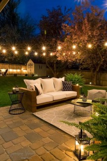 Awesome Backyard Patio Deck Design and Decor Ideas 30