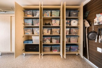 Best DIY Garage Storage with Rack 18