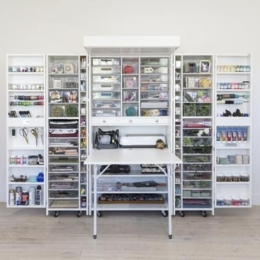 Best DIY Garage Storage with Rack 20