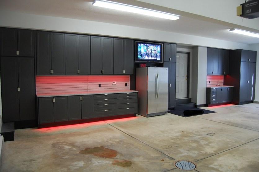 Best DIY Garage Storage with Rack 23