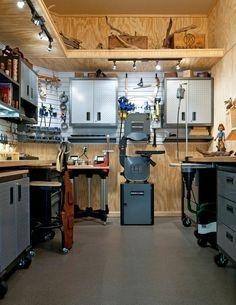 Best DIY Garage Storage with Rack 29