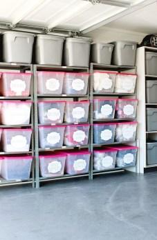 Best DIY Garage Storage with Rack 39