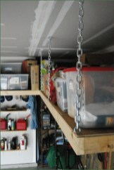 Best DIY Garage Storage with Rack 42