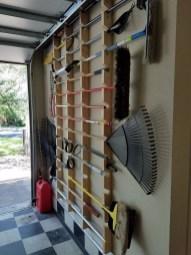 Best DIY Garage Storage with Rack 50