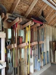 Best DIY Garage Storage with Rack 51