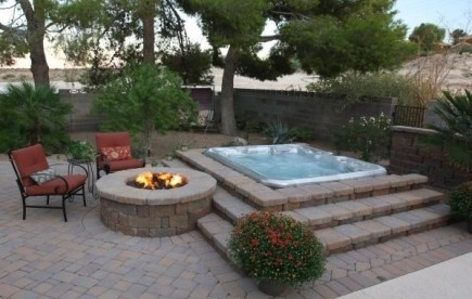 Best Outdoor Fire Pits Decorating Ideas For Spring 43
