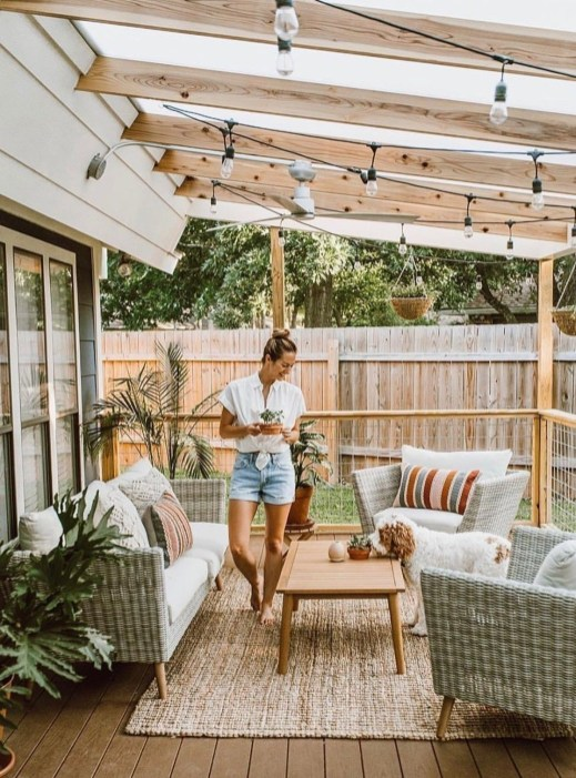 Best Patio Decorating Ideas for Every Style of House 11