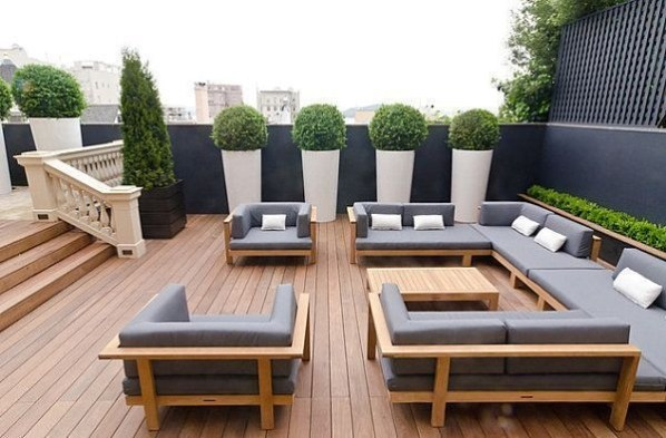 Best Patio Decorating Ideas for Every Style of House 44