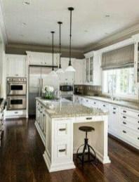 Classy Kitchen Floor Ideas with Hardwood 03