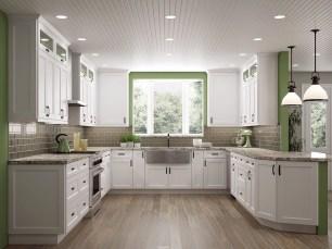 Classy Kitchen Floor Ideas with Hardwood 16