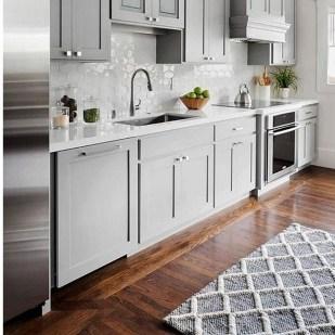 Classy Kitchen Floor Ideas with Hardwood 44