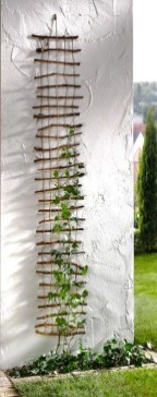 Cool DIY Garden Trellis Ideas 09