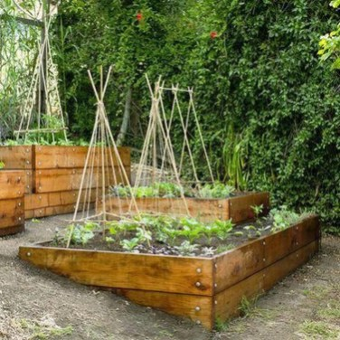 Cool DIY Garden Trellis Ideas 18