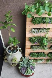 Cool DIY Vertical Garden for Front Porch Ideas 39