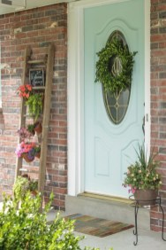 Cool DIY Vertical Garden for Front Porch Ideas 48