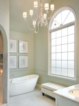 Cool Minimalist Bathroom to Add to Your Dream Home Decor 20