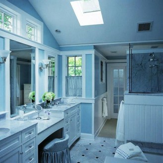 Cool Minimalist Bathroom to Add to Your Dream Home Decor 37