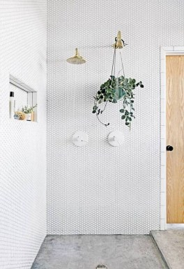 Cool Minimalist Bathroom to Add to Your Dream Home Decor 64