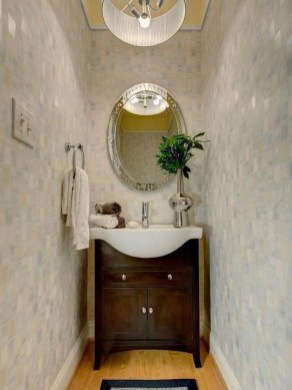Cool Minimalist Bathroom to Add to Your Dream Home Decor 72
