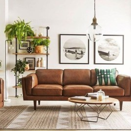 Cozy Scandinavian Living Room Designs Ideas 01