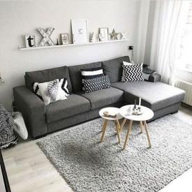 Cozy Scandinavian Living Room Designs Ideas 02