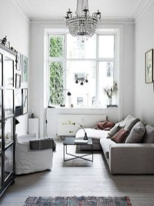 Cozy Scandinavian Living Room Designs Ideas 11