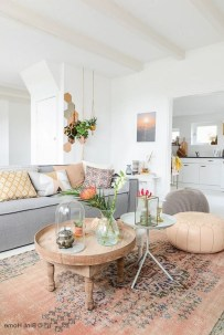 Cozy Scandinavian Living Room Designs Ideas 12